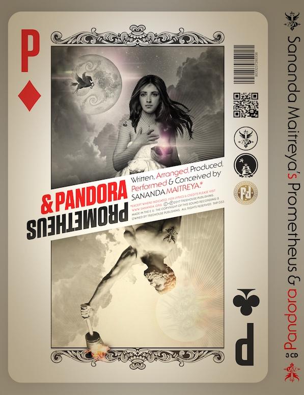 Prometheus & Pandora back