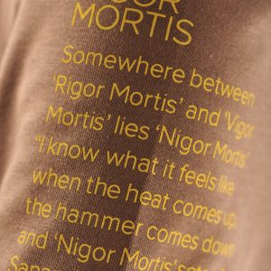 T-Shirt Nigor Mortis Man