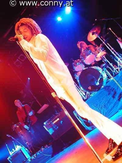 2001-10-06 Vienna (AUT) - Planet Music