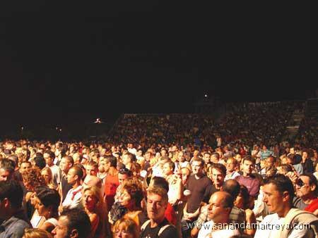 2003-07-25 Six Fours (F) - Festival Les Voix Du Gaou