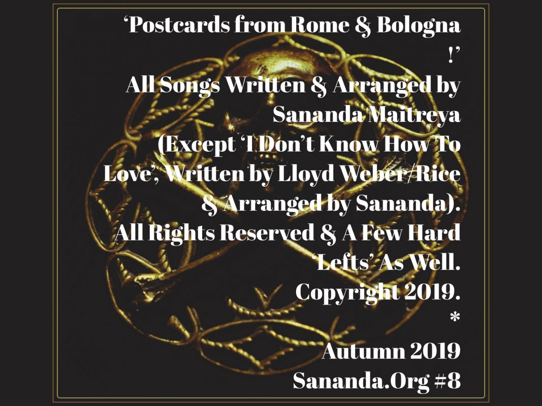 Memes Postcards From Roma & Bologna