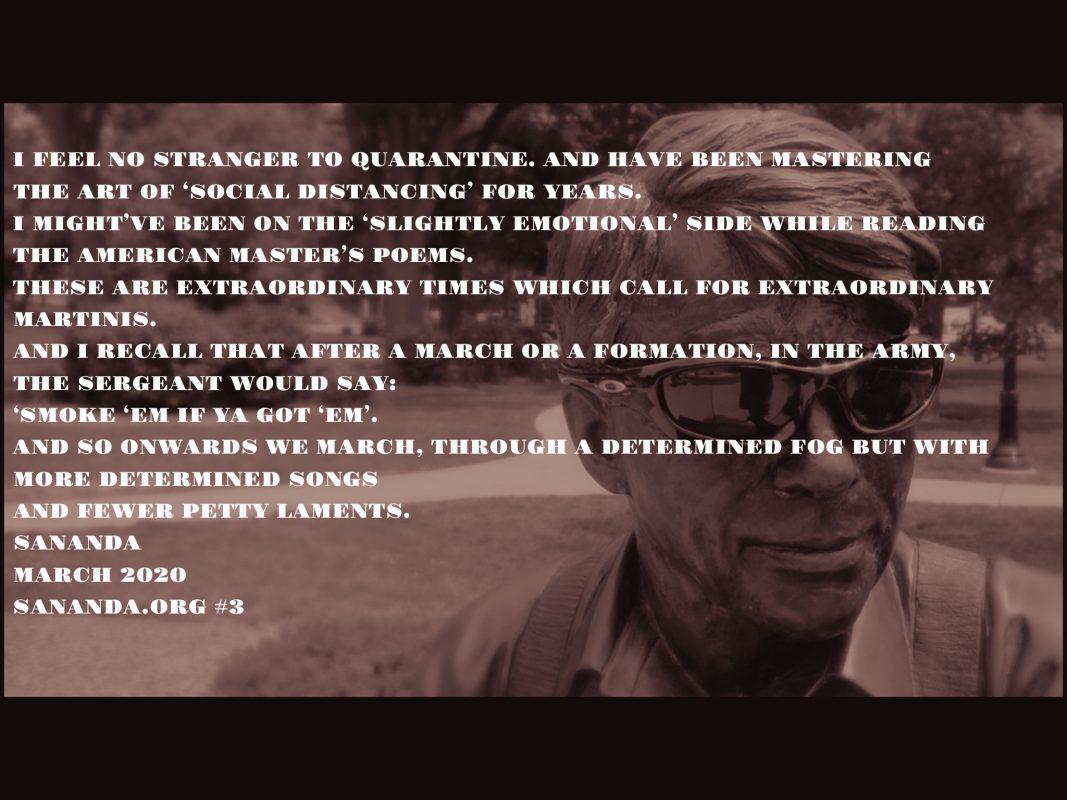 Memes Sananda Maitreya Reads Robert Frost